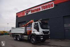 Iveco two-way side tipper truck X-WAY 480 AD 260 X 48 ZHROFF