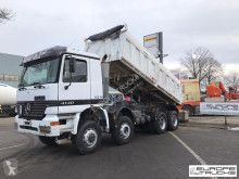 Mercedes Actros 4140 truck used tipper