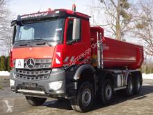 Lastbil ske Mercedes Arocs 4145 8x6 EURO6 Muldenkipper Carnehl