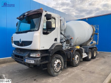 Renault concrete mixer truck Kerax 410 DXI