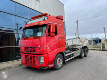 Camion Volvo FH16 610cv 6x4 Palift T20 Hook polybenne occasion