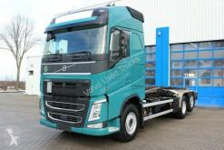 Kamión hákový nosič kontajnerov Volvo FH FH460 6x2 Globetrotter/gelenkte NLA/I-ParkCool/V