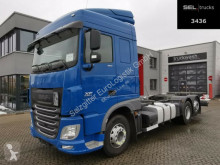 Vrachtwagen DAF XF XF 460 FAR /Liftachse/ZF Intarder/MANUAL tweedehands chassis