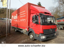 Lastbil flexibla skjutbara sidoväggar Mercedes 818/LBW/ 7200 mm