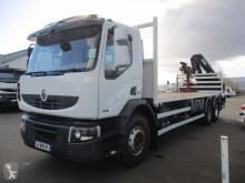 Renault Premium Lander 380.26 DXI truck used standard flatbed