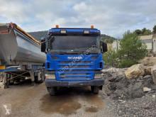 Camion Scania P 380 béton toupie / Malaxeur occasion