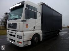 MAN TGA 18.480 truck used tautliner