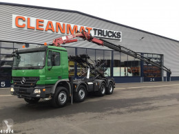 Mercedes Actros 3244 truck used container