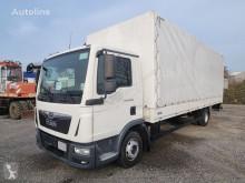 MAN TGL 12.220 4x2 BL Pritsche/Plane LBW AHK Klima 3-Sitzer truck used tarp