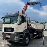 MAN two-way side tipper truck TGS 33.400