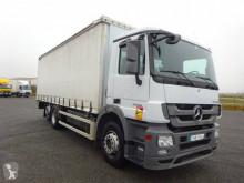 Kamión plachtový náves Mercedes Actros 2536 NL