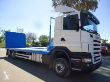 Scania heavy equipment transport truck R