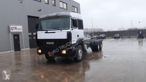 Camión Iveco Magirus chasis usado