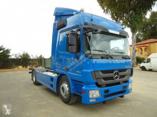 Mercedes truck used chassis