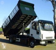 Iveco truck used tipper