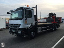 Camion plateau standard Mercedes Actros 2636