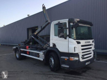 Camion polybenne Scania P 340
