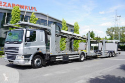 Camion DAF CF75 360 porte voitures occasion