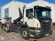 Scania P 360 truck used hook lift