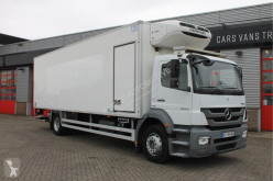 Mercedes mono temperature refrigerated truck Axor 1824