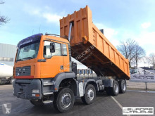Camion MAN TGA 35.410 benne occasion