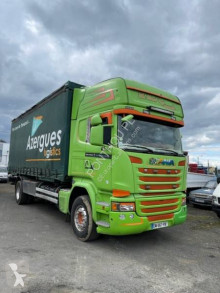 Camion Scania R 450 porte containers occasion