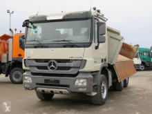 Mercedes three-way side tipper truck Actros 2651 K 6x4 3-Achs Kipper Meiller Bordmatik