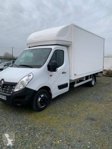 Renault Master 2.3 DCI truck used plywood box