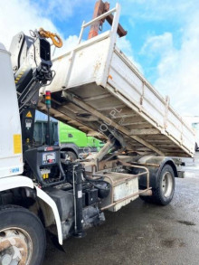 Scania tipper truck P 93