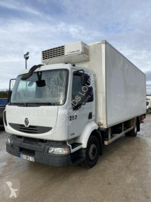 Renault Midlum 190 truck used mono temperature refrigerated