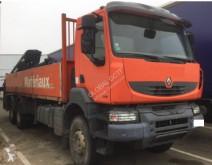 Camion plateau Renault Kerax 370 DXI