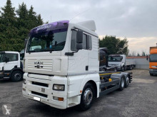 MAN container truck TGA 26.480