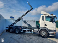 Scania R 440 truck used hook lift