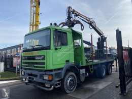 Camion DAF 95 plateau occasion