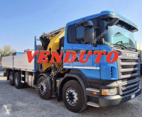 Scania R 470 truck used dropside