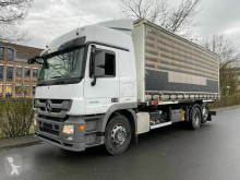 Camion porte containers Mercedes Actros Actros 2536 6x2/Luft-Luft/Euro 5