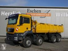 Vrachtwagen MAN TGS 35.440 8x6BB Meiller 3-S-Kipper, Bordmatik tweedehands driezijdige kipper