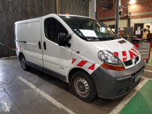 Camion fourgon Renault Trafic