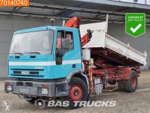 Camión volquete volquete trilateral Iveco Eurotech 190E24