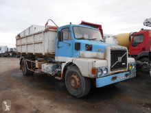 Camion Volvo N12 20 polybenne occasion