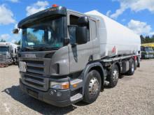 Scania tartálykocsi teherautó P310 8x2*6 24.500 l. ADR