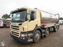 Camión Scania P400 8x2*6 Euro 5 Minkfoder cisterna usado