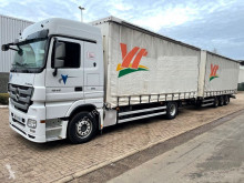 Mercedes box trailer truck Actros 1848