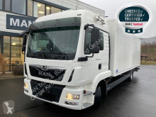 Camion MAN TGL 12.250 4X2 BL E6 LX Koffer 7,50m Standklima fourgon occasion
