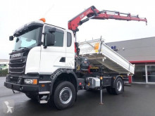 Camion Scania G 490 tri-benne occasion