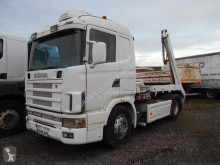 Camion Scania L 460 polybenne occasion