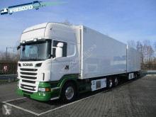 Scania R 560 truck used mono temperature refrigerated