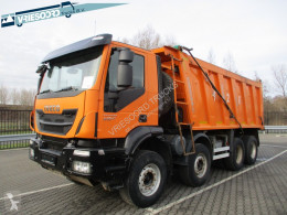 Iveco Trakker 410 truck used tipper
