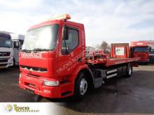 Camion pentru transport autovehicule Renault Premium 260