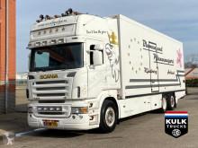 Camion frigorific(a) mono-temperatură Scania R 500